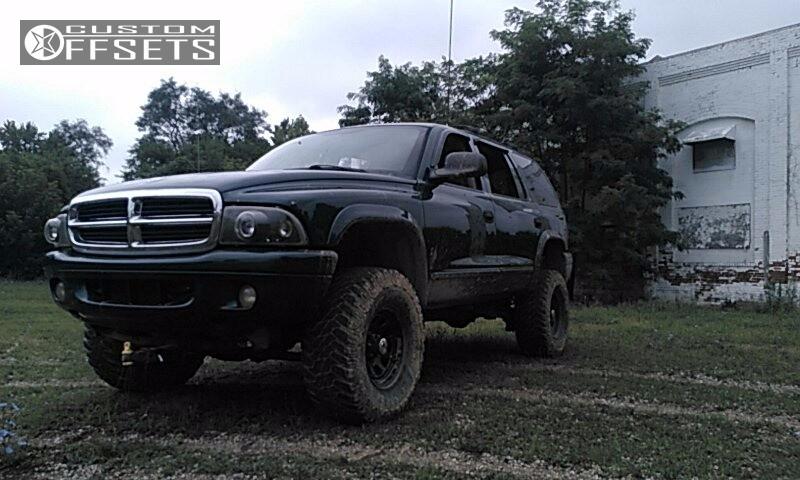 14 2002 Durango Dodge Suspension Lift 3 Pro Comp Series 51 Black Slightly Aggressive