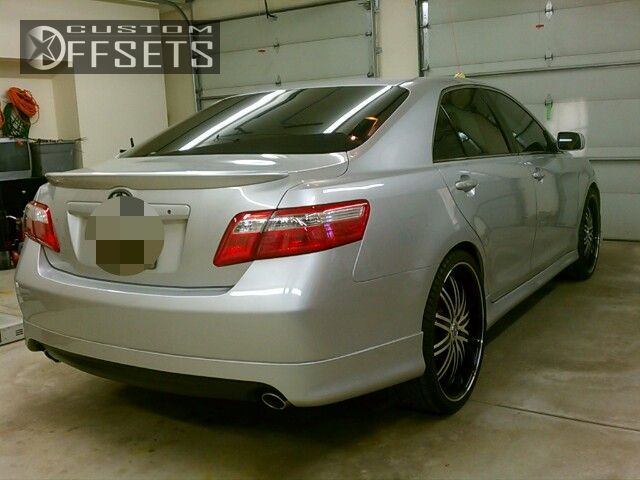 2008 toyota camry velocity vw865a oem stock. Black Bedroom Furniture Sets. Home Design Ideas