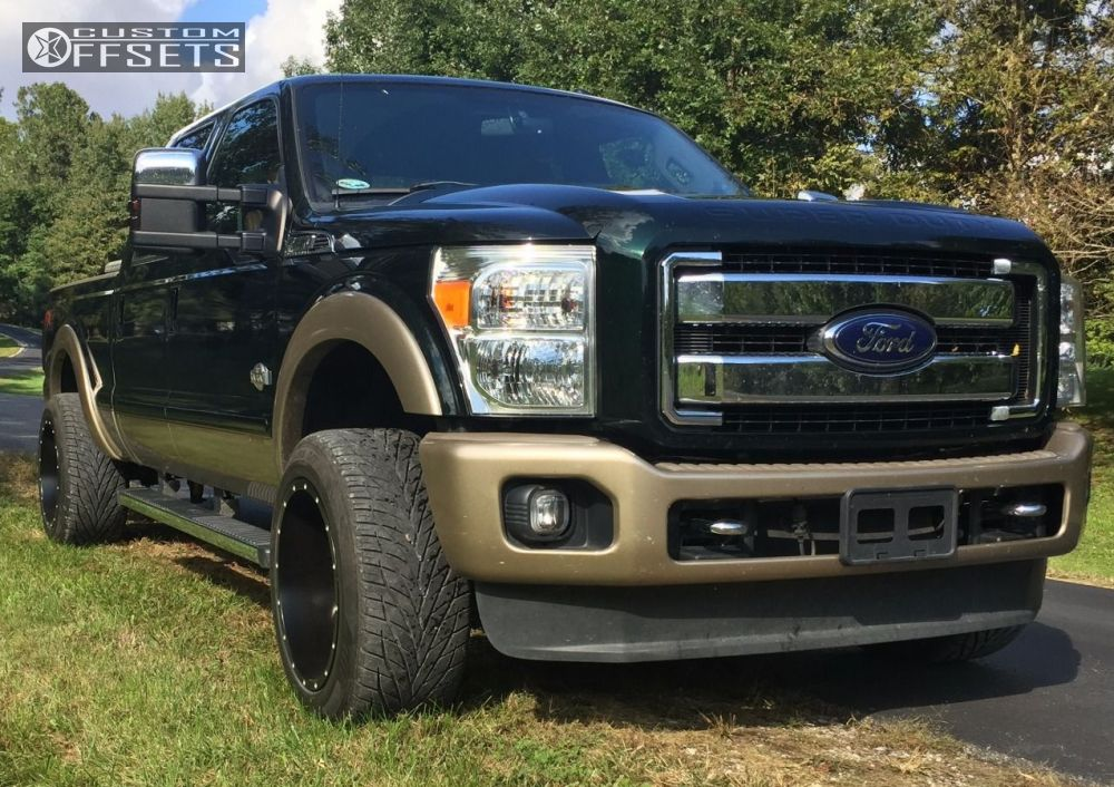 2012 ford f 250 super duty dropstars 645b oem stock. Black Bedroom Furniture Sets. Home Design Ideas