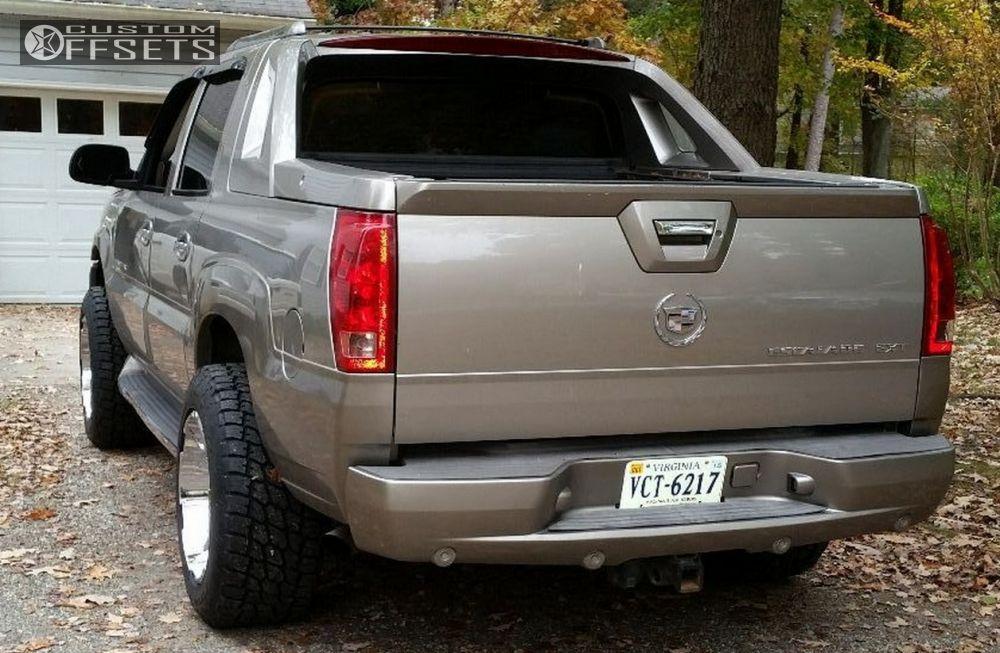 Wheel Offset 2003 Cadillac Escalade Ext Super Aggressive 3 5 ...
