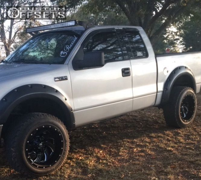 Cleaver 2001: 2004 Ford F 150 Fuel Cleaver Leveling Kit