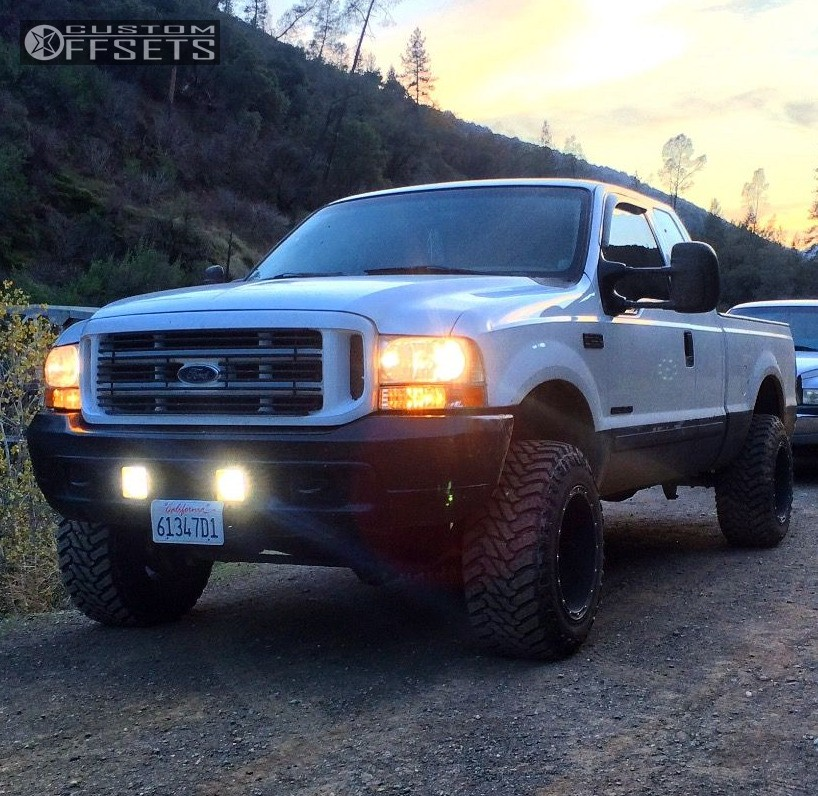 2001 ford f250 4x4 leveling kit