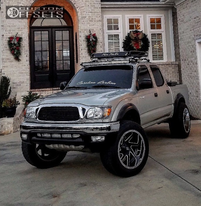 2004 toyota tacoma fuel renegade leveling kit. Black Bedroom Furniture Sets. Home Design Ideas