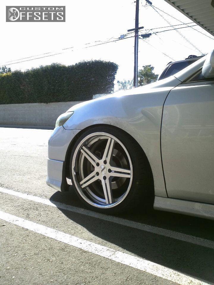 wheel offset 2007 toyota camry flush dropped 3 custom rims. Black Bedroom Furniture Sets. Home Design Ideas
