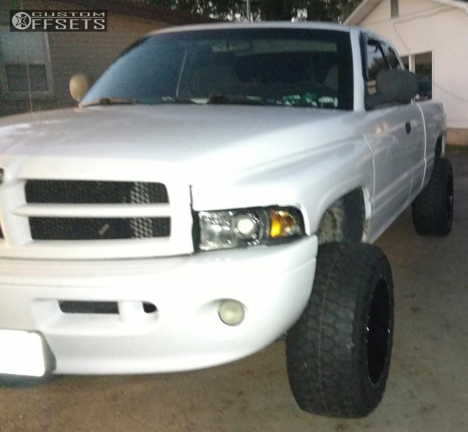 1999 Dodge Ram 1500 Ballistic Rage Rough Country