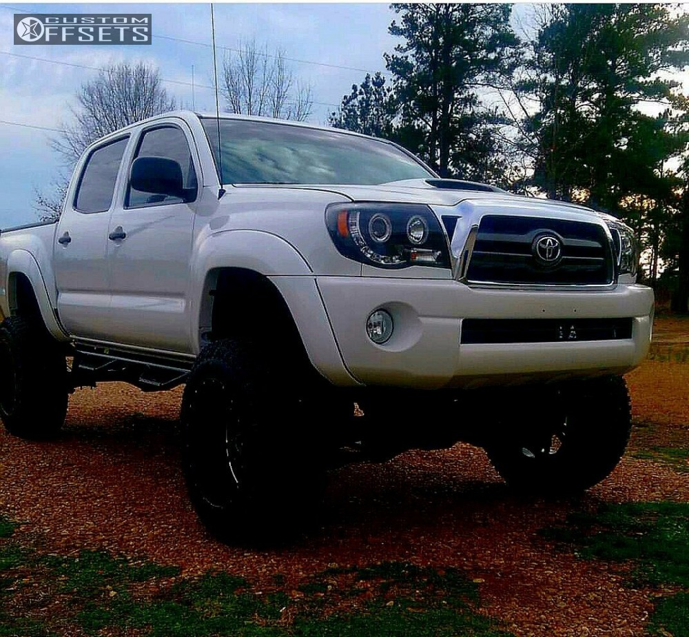 2010 Toyota Tacoma Vision Rage Rough Country Suspension ...