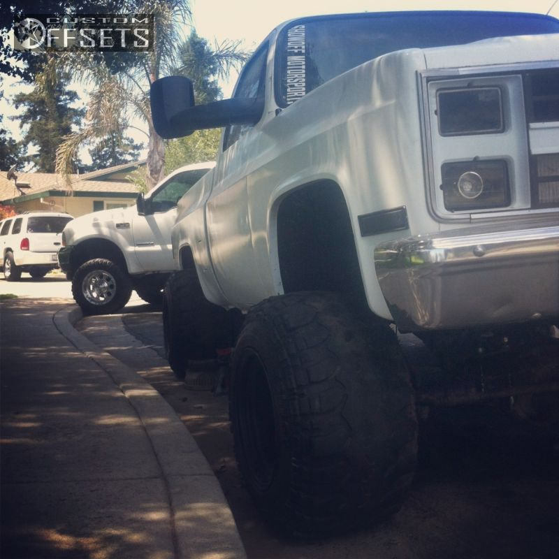1984 Chevrolet K10 Pull Truck Wheel Steelie Suspension ...