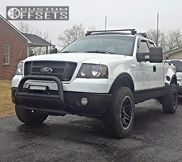 Leveling Kit For Ford F150: 2006 Ford F 150 Nascar N302 Zone Leveling Kit