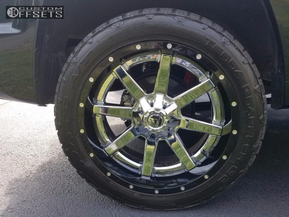 2016 Toyota 4runner Fuel Maverick Toytec Lifts Leveling Kit Offsets Garage