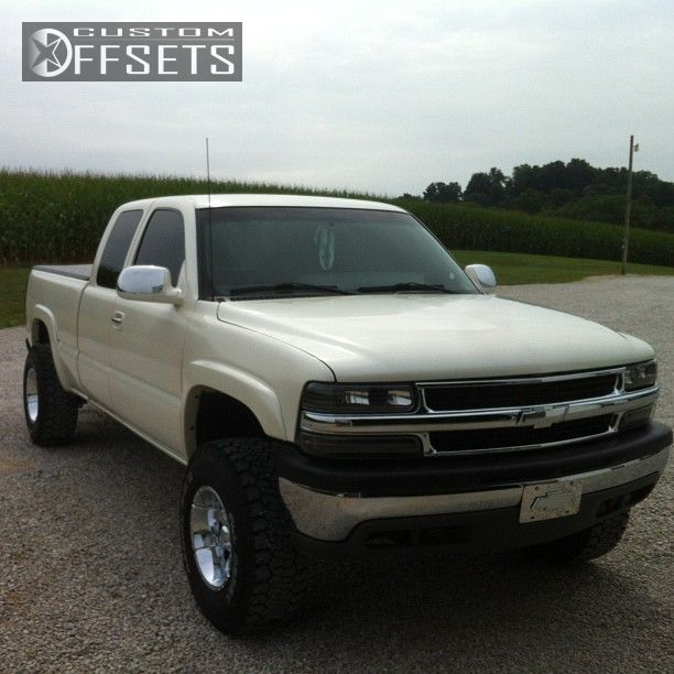 2000 chevrolet silverado 1500 helo maxx6 leveling kit. Black Bedroom Furniture Sets. Home Design Ideas