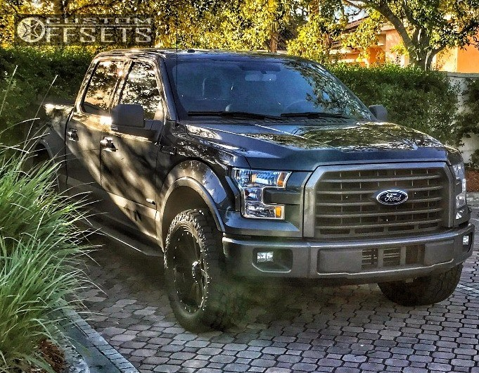 2015 ford f 150 xd xd818 rough country leveling kit