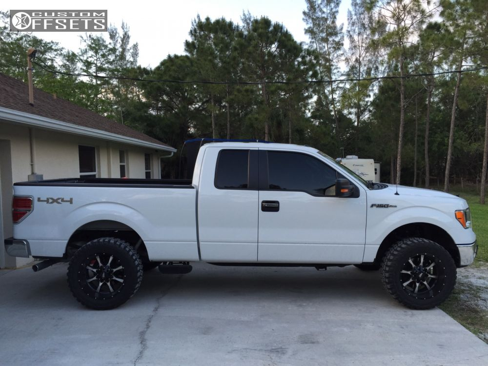 2013 F150 2 Leveling With 33 Tires Html Autos Post