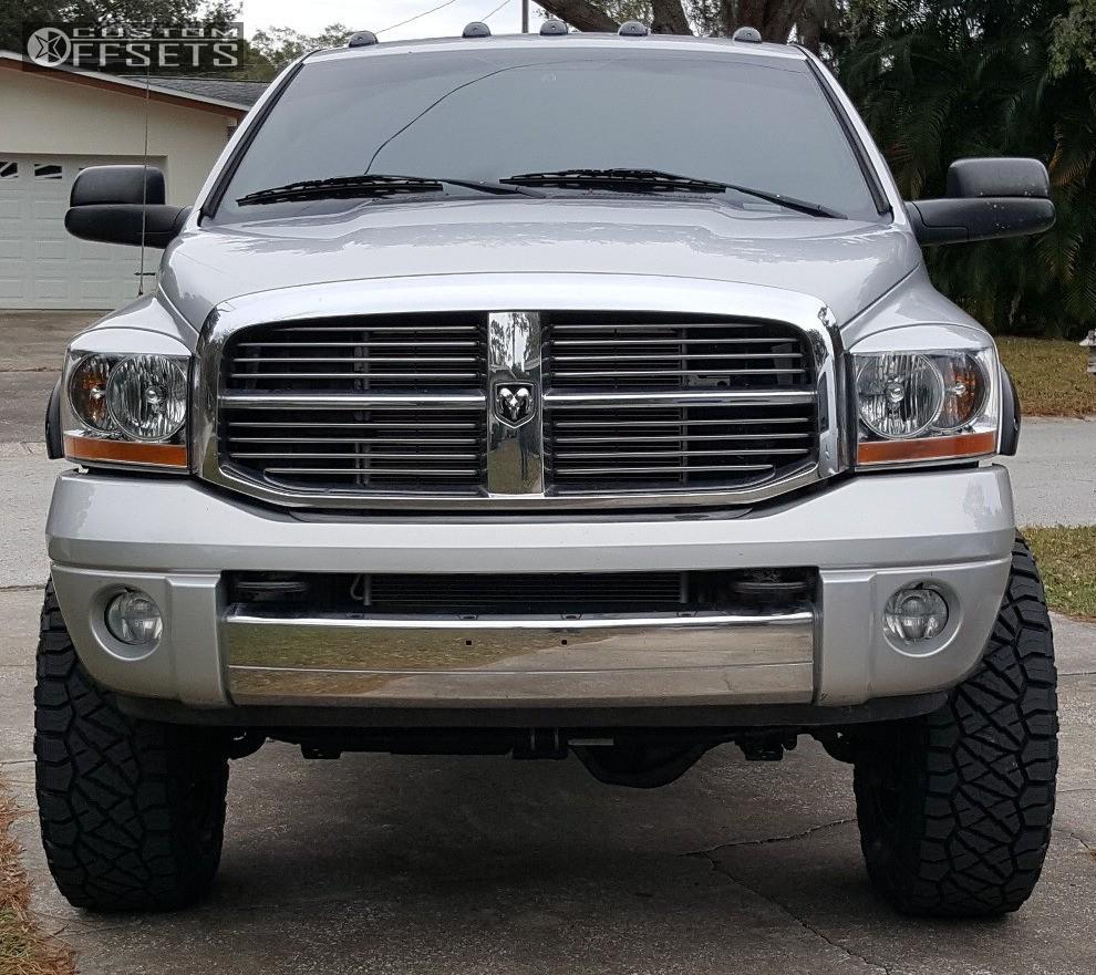 2006 Dodge Ram 2500 Xd Xd820 Zone Suspension Lift 5in