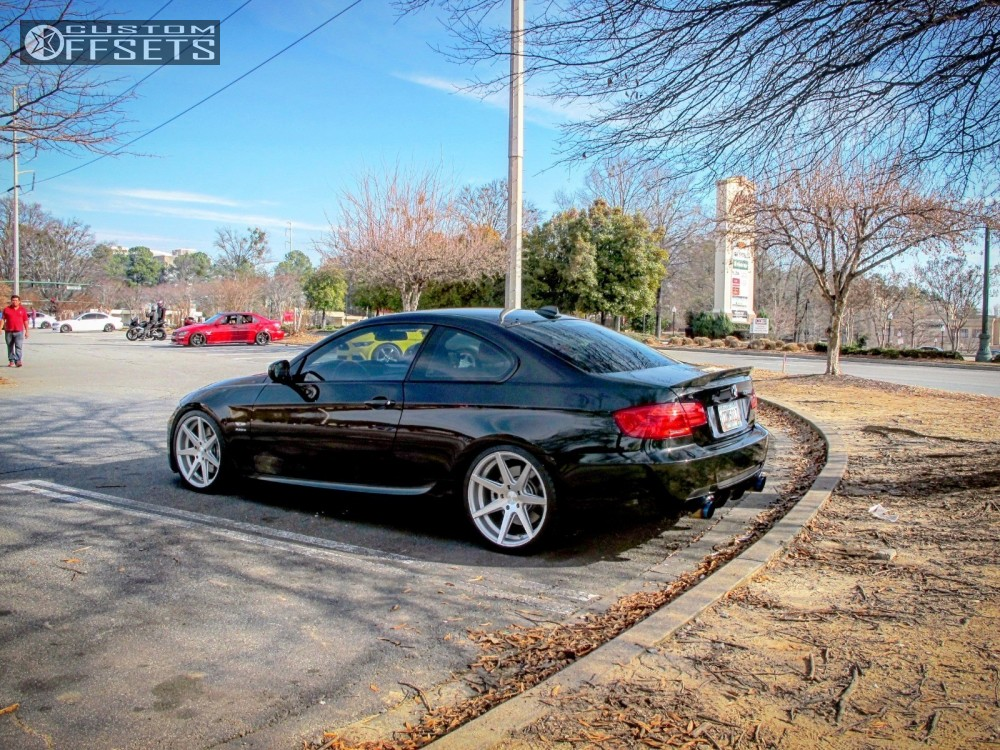 Bmw Is Rohana Rc Kw Coilovers - 2012 bmw 335is