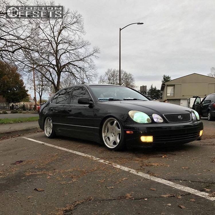 Gs Lexus Coilovers Weds Other Polished Nearly Flush