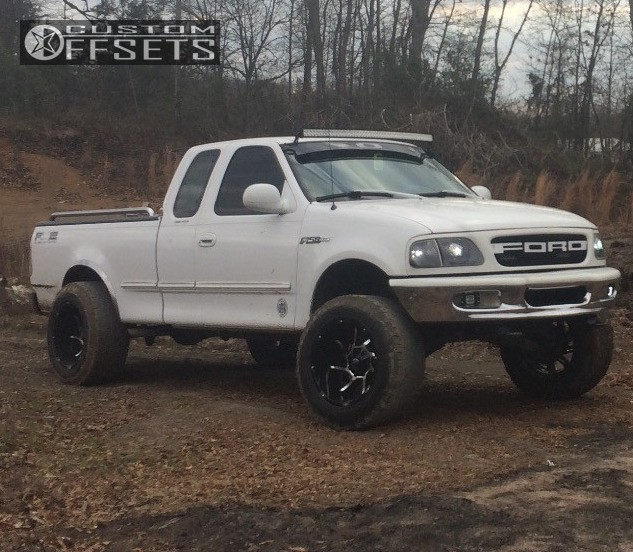 1997 ford f 150 vision prowler rough country suspension lift 3in