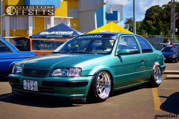 Tercel Toyota Coilovers Aodhn Other Polished Hellaflush