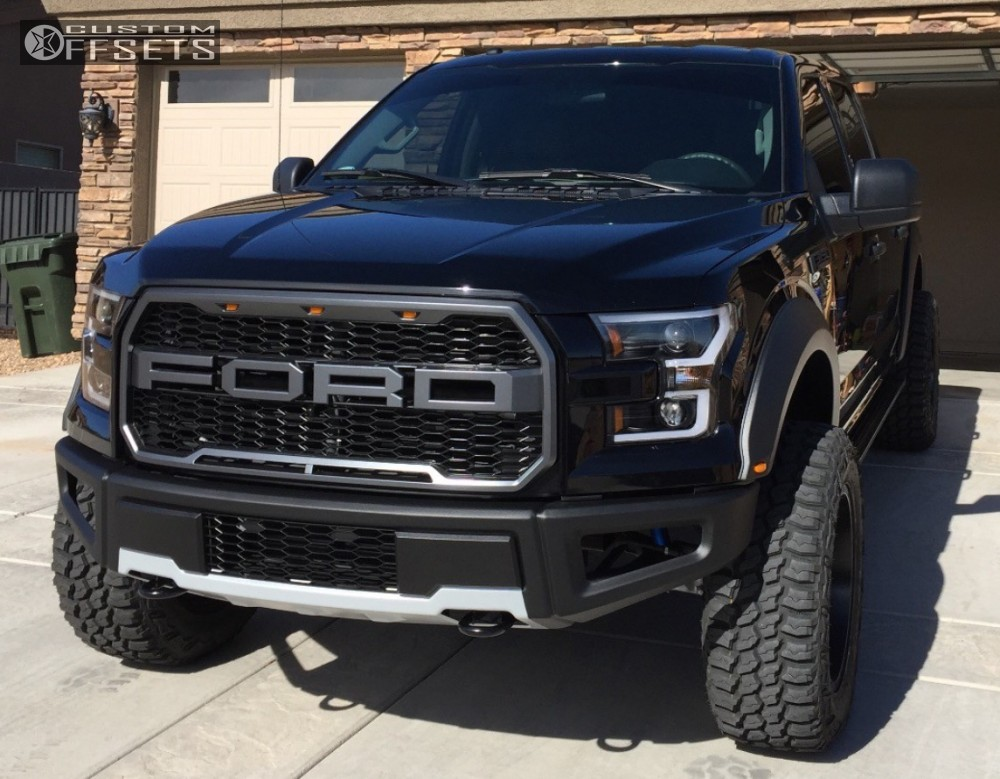 Wheel Offset 2017 Ford F 150 Aggressive 1 Outside Fender ...