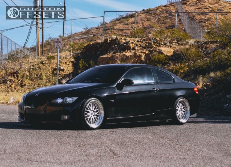 Wheel offset 2008 bmw 328i flush coilovers 1 2008 328i bmw coilovers varrstoen other silver flush sciox Image collections