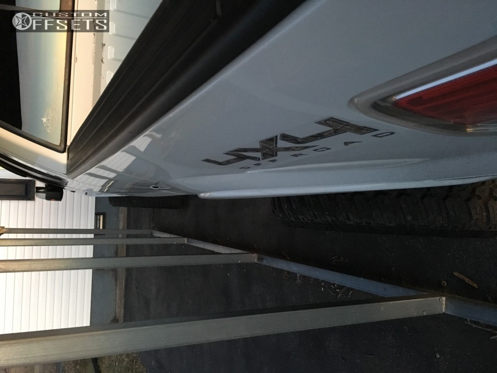 5 2011 F 150 Ford Leveling Kit Hostile Stryker Machined Black Super Aggressive 3 5
