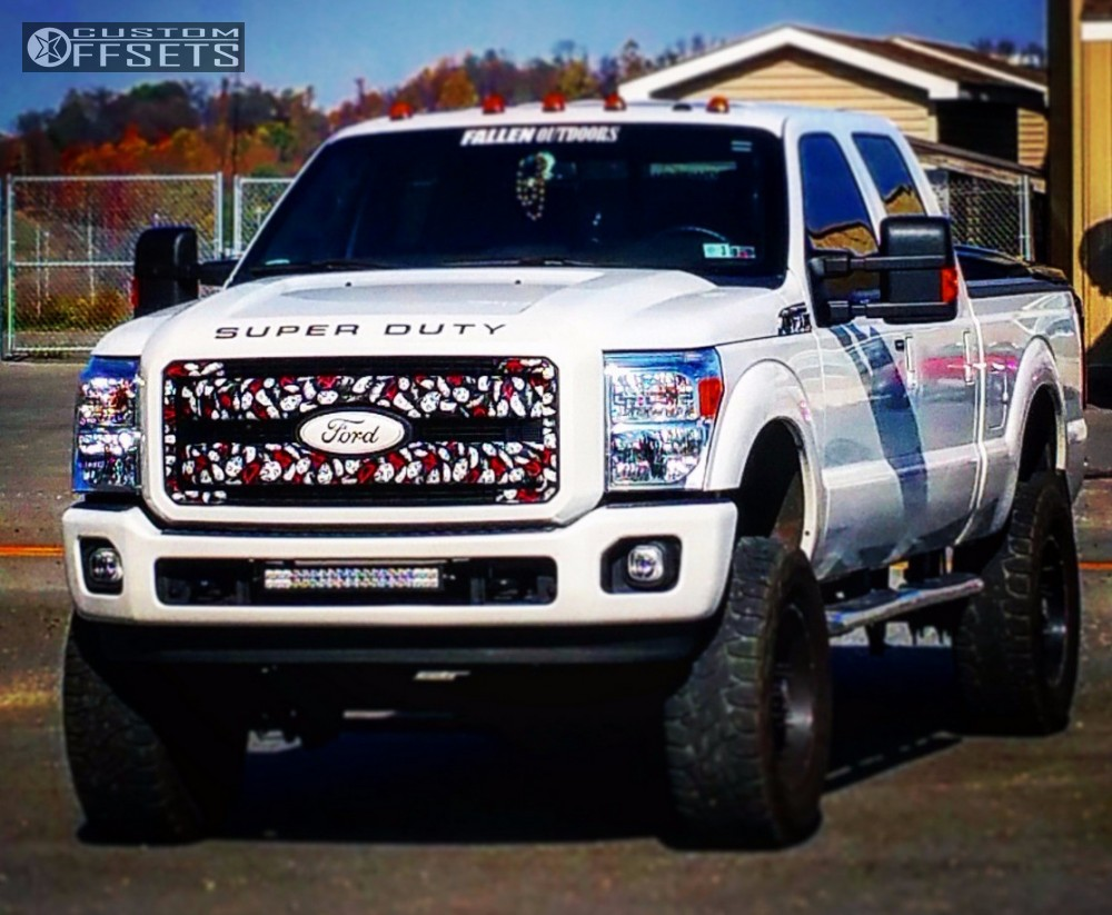 2015 ford f 250 super duty xd xd820 rough country suspension lift 6in. Black Bedroom Furniture Sets. Home Design Ideas