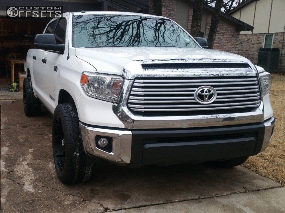 2014 toyota tundra xd misfit supreme suspension leveling kit. Black Bedroom Furniture Sets. Home Design Ideas