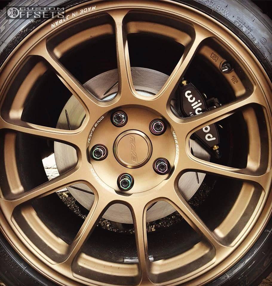 2006 Mazda Mx 5 Miata Suspension: 2006 Mazda Mx 5 Miata Volk Ze40 Meister R Coilovers