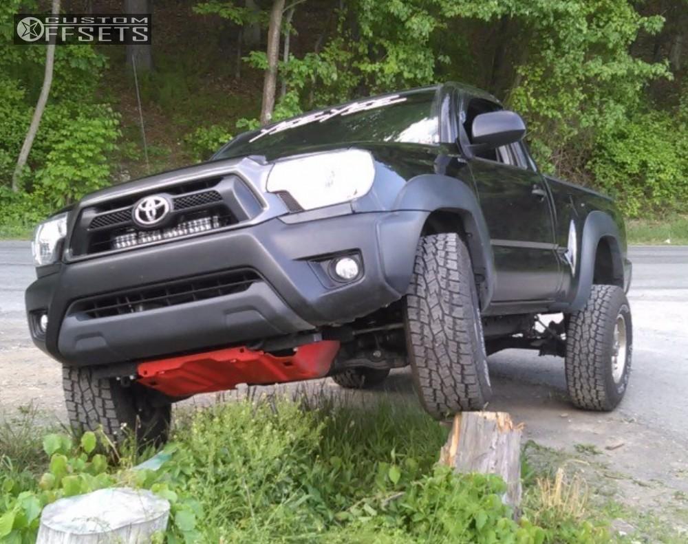 2014 Toyota Ta a Level 8 Guardian Supreme Suspension
