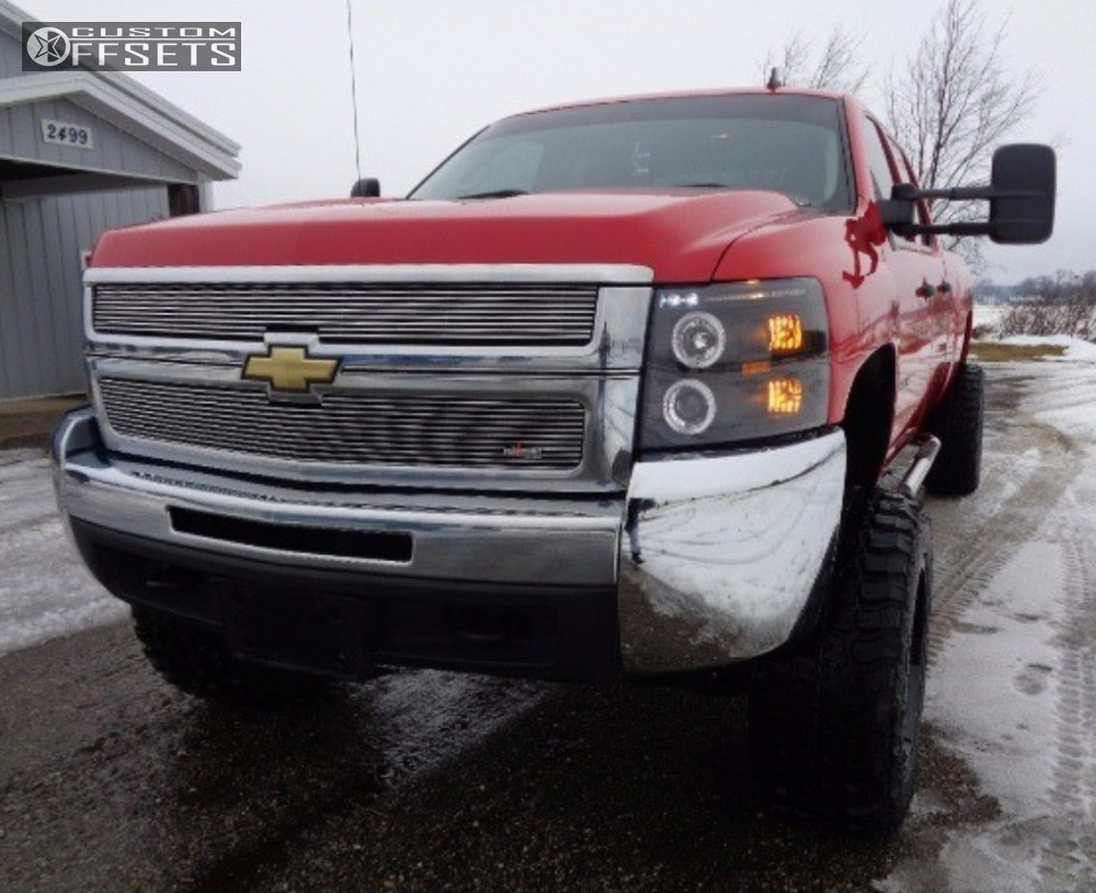 Silverado 2010 chevrolet silverado 2500 : 2010 Chevrolet Silverado 2500 Hd Gear Alloy Big Block Rough ...