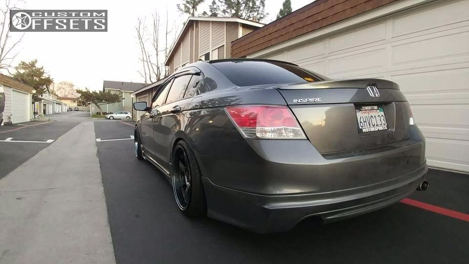 2009 Honda Accord Jnc Jnc013 Function And Form Coilovers