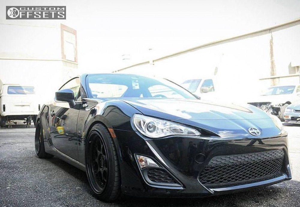 1 2016 Fr S Scion Coi Aodhan Other Black Flush
