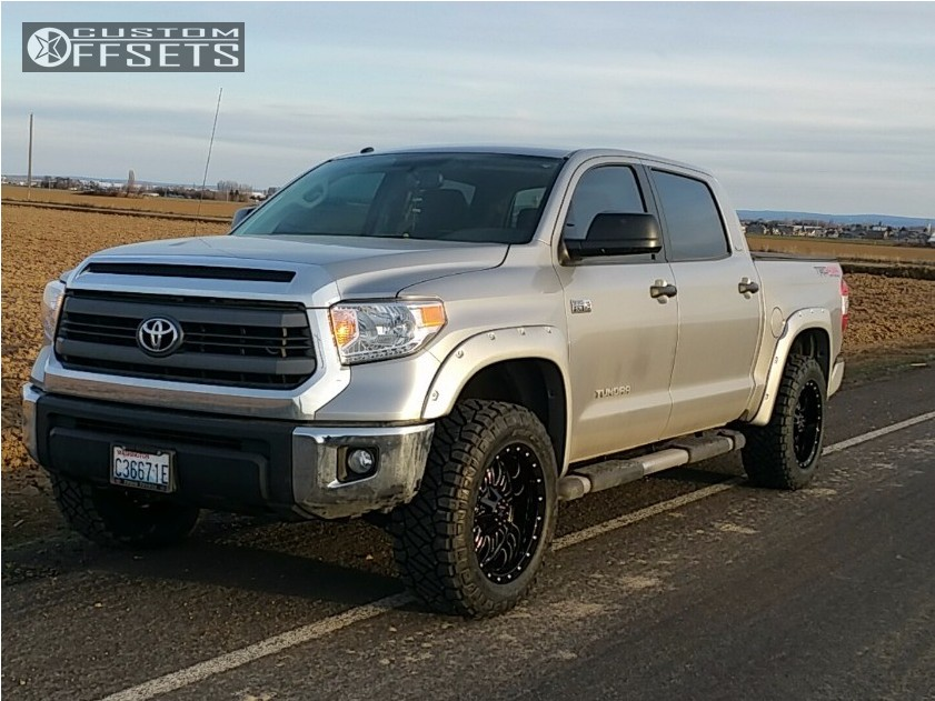 2015 Toyota Tundra Rbp 89r Rough Country Leveling Kit