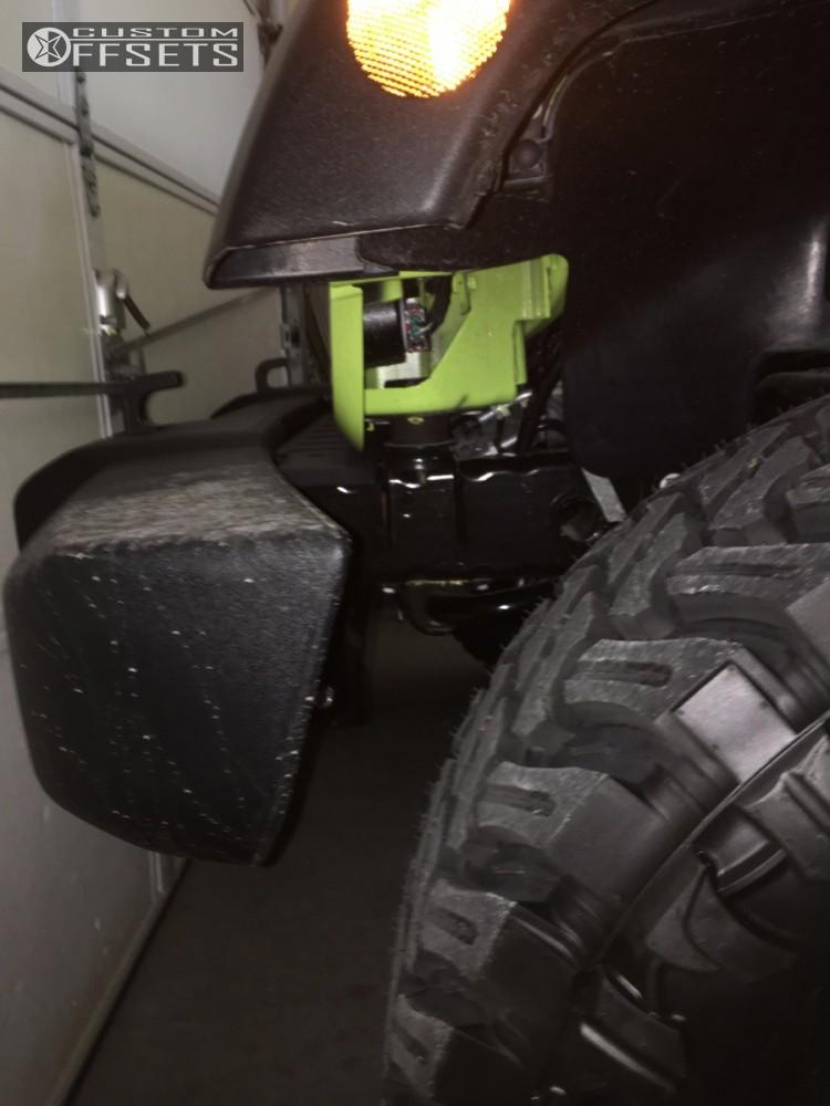 2016 jeep wrangler moto metal mo970 aev suspension lift 25in. Black Bedroom Furniture Sets. Home Design Ideas