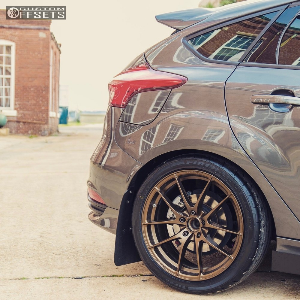 2015 Ford Focus St Suspension: 2015 Ford Focus Oz Racing Leggera Hlt St Suspension Coilovers