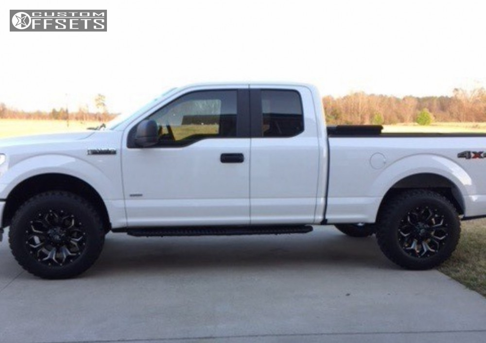 2 Inch Leveling Kit Ford F150 | Go4CarZ.com