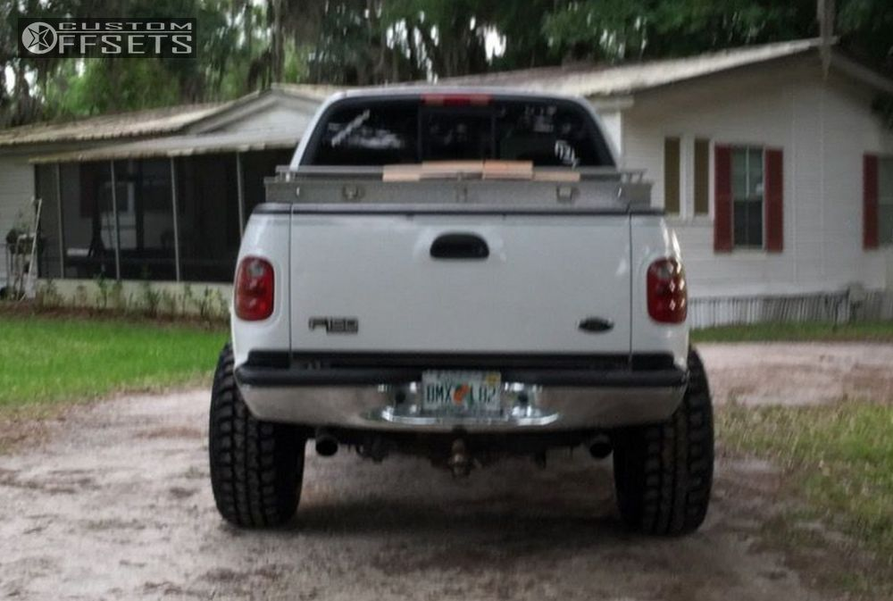 Wheel Offset 2001 Ford F 150 Hella Stance 5 Leveling Kit ...