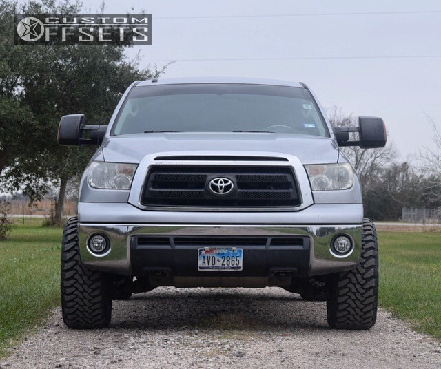 2010 Toyota Tundra Xd Xd825 Low Range Off Road Leveling Kit
