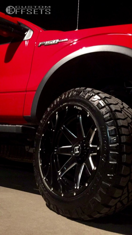 2014 Ford F150 Accessories >> 2014 Ford F 150 Hostile Alpha Mcgaughys Suspension Lift ...