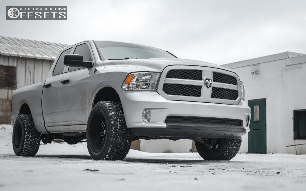 How Much Is A Lift Kit >> 2013 Ram 1500 Xd Xd823 Proryde Suspension Lift 3in Custom ...