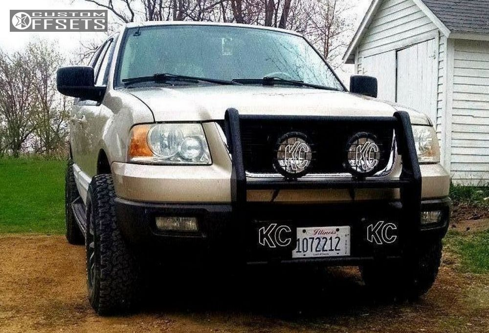 2004 ford expedition lift kit