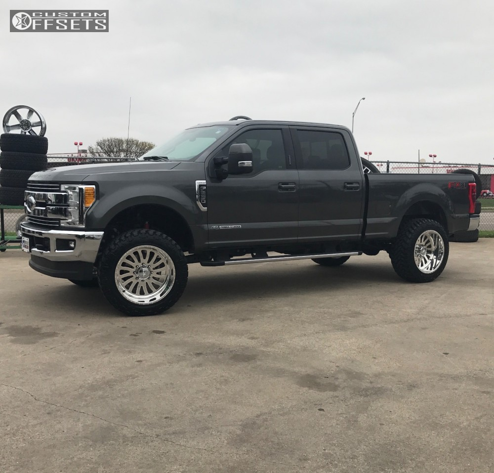 2017 Ford F 250 Super Duty American Force Octane Pro p