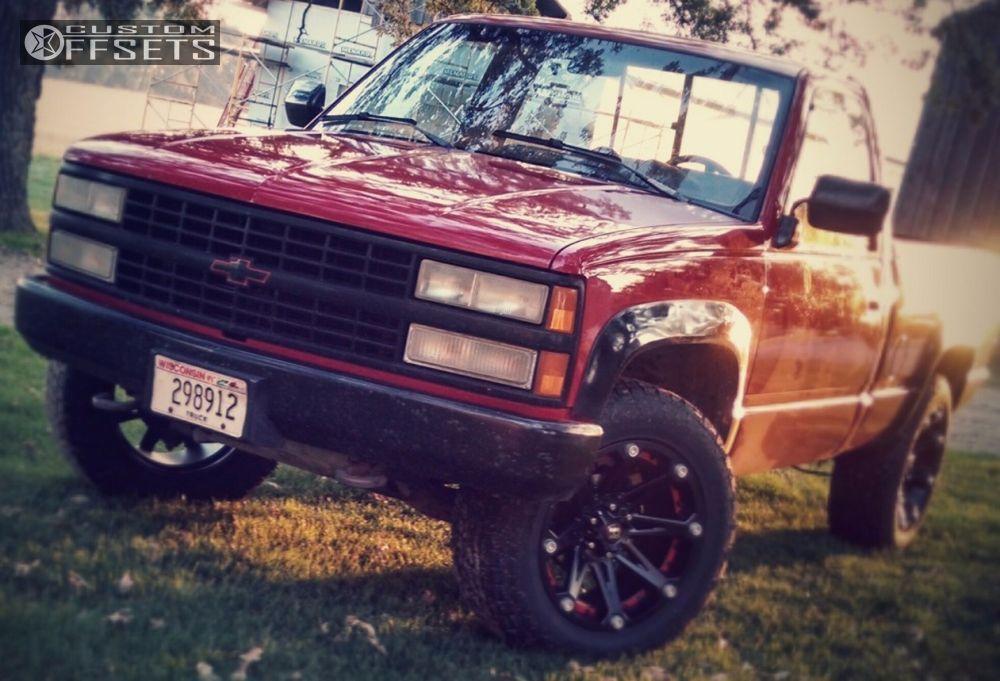 1990 chevy k1500