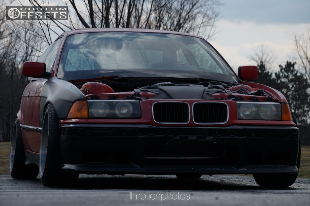 Bmw Is Bbs Super Rs Bc Racing Coilovers - 1992 bmw 325is