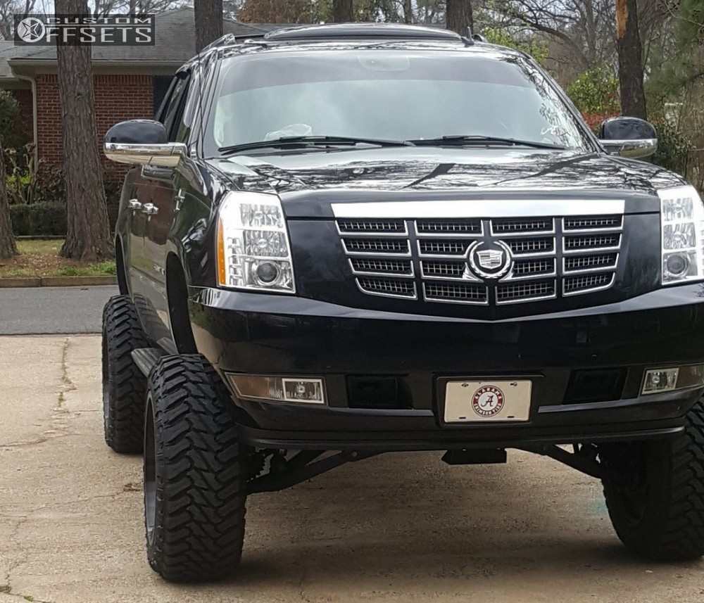 Cadillac Escalade Ext Used: 2008 Cadillac Escalade Ext Gear Alloy Big Block 2