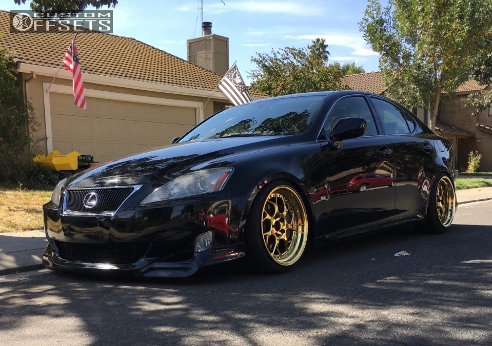 2006 lexus is350 aodhan ds01 megan racing coilovers. Black Bedroom Furniture Sets. Home Design Ideas
