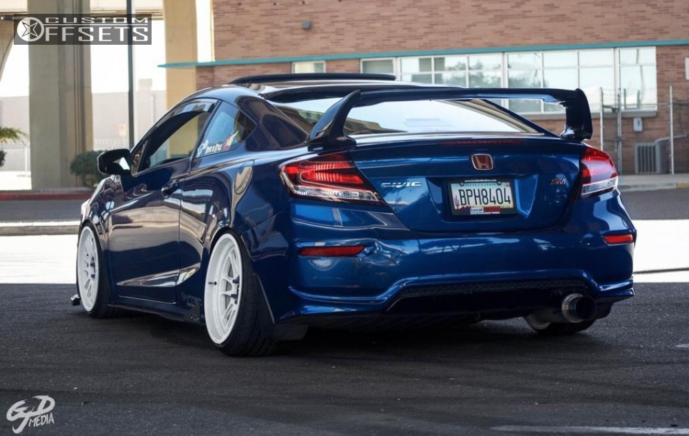 2015 Honda Civic Cosmis Xt 206r Godspeed Project Coilovers