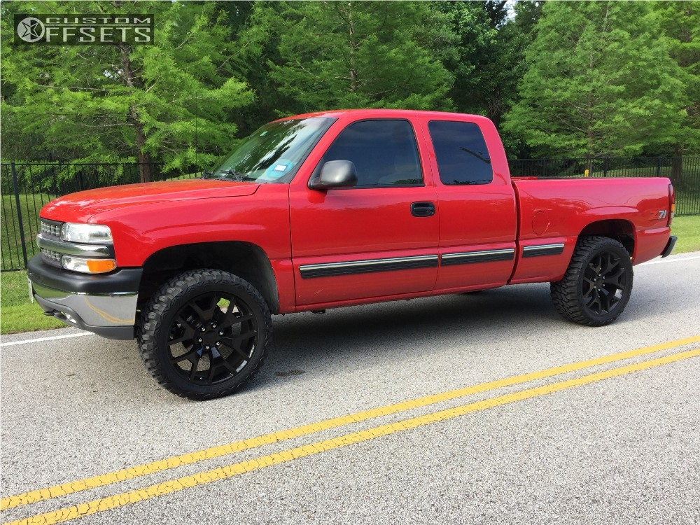 2000 Chevy Silverado 1500 Lifted >> Chevy Silverado 1500 Leveling Kit Pictures | Autos Post