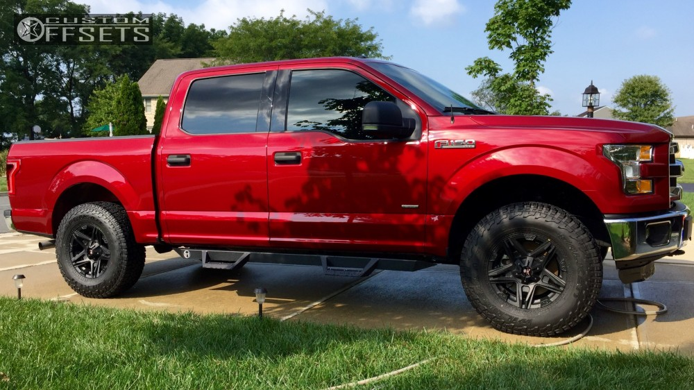 2016 Ford F 150 American Outlaw Hollywood Rough Country ...