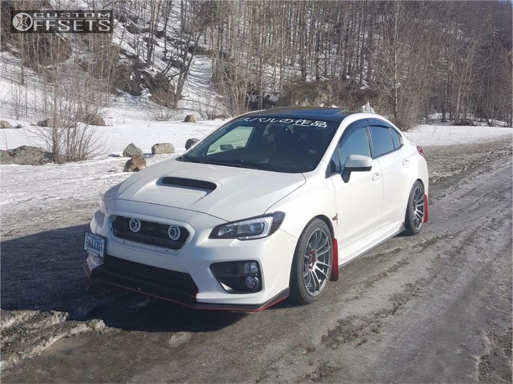 2015 Subaru Wrx Avid1 Av20 Race Comp Engineering Lowering Springs