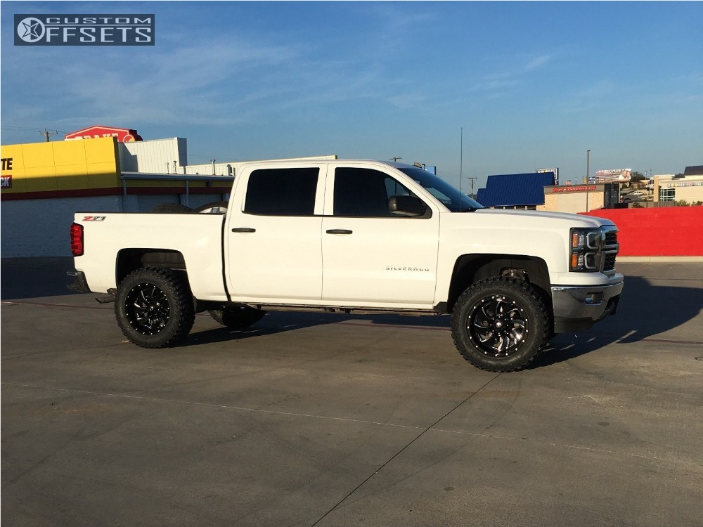 Silverado High Country Leveling Kit >> Chevrolet 2014 Chevrolet Silverado 1500 Photo Gallery | Autos Post
